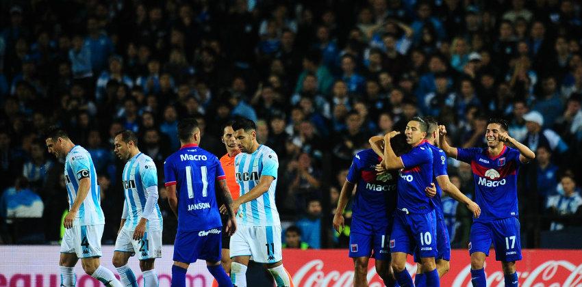quart de finale retour de Copa Superliga