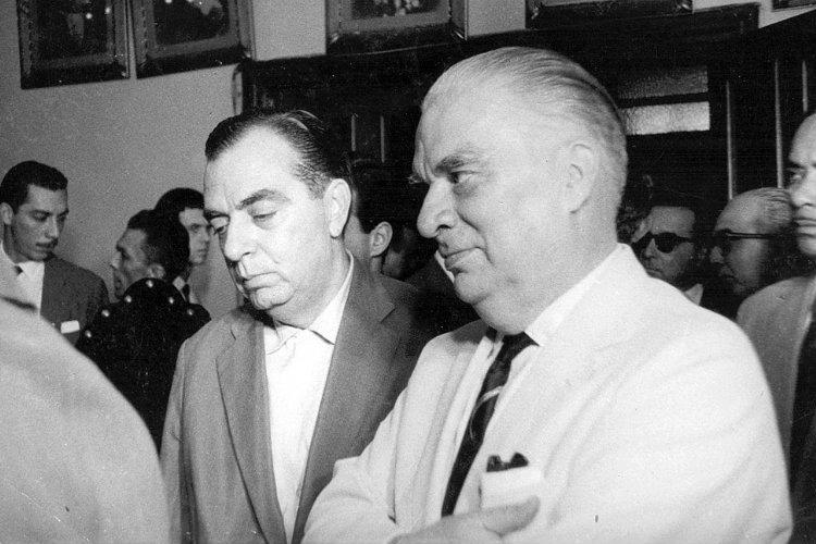 Mário Filho et Nelson Rodrigues