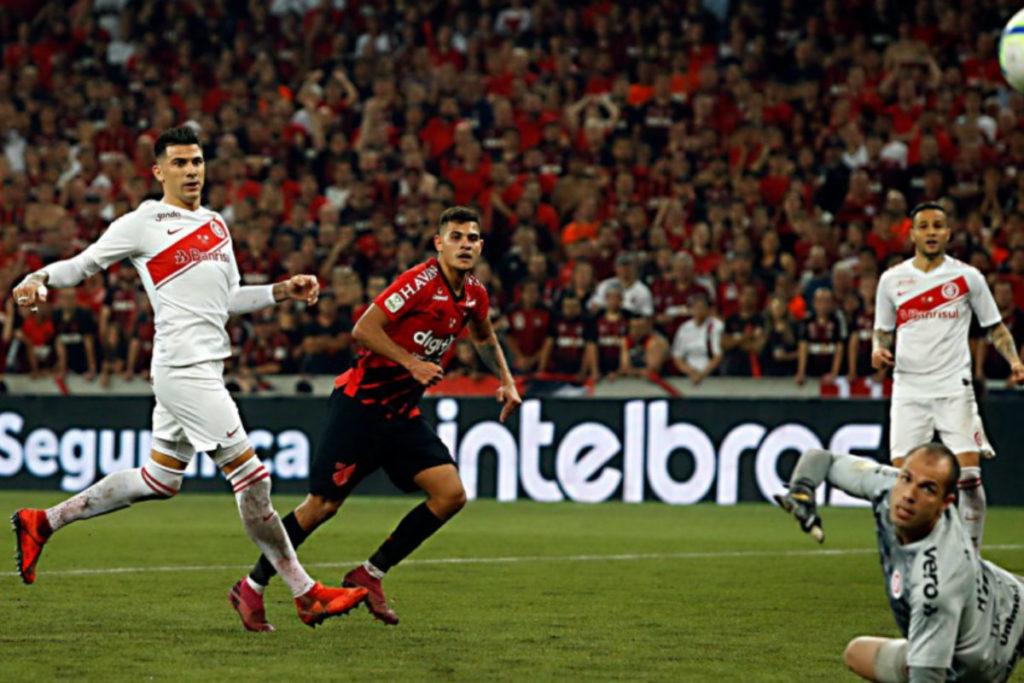 Finale aller de Copa do Brasil 2019