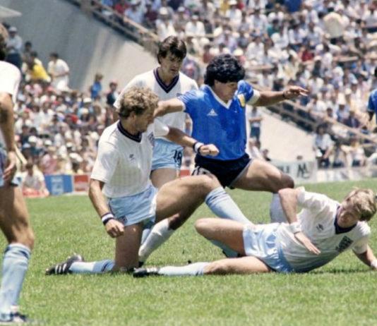 rivalité Argentine Angleterre