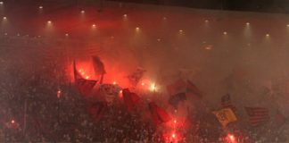 supporters de Flamengo