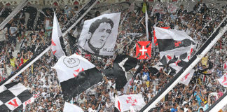 supporters de Vasco da Gama