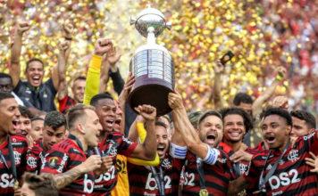 Flamengo champion de la Copa Libertadores 2019