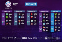 Calendrier de la journée 21 de Superliga 2020