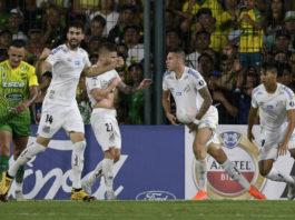 première journée de Copa Libertadores