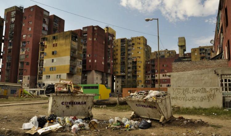Le quartier de Fuerte Apache, à Ciudadela, en banlieue de Buenos Aires