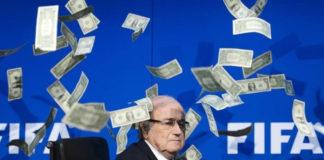 FIFAGATE : au royaume du ballon rond, l'argent est roi
