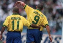 Les meilleurs attaquants de l'histoire du foot brésilien