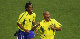Les meilleurs dribbleurs de l'histoire du Brésil