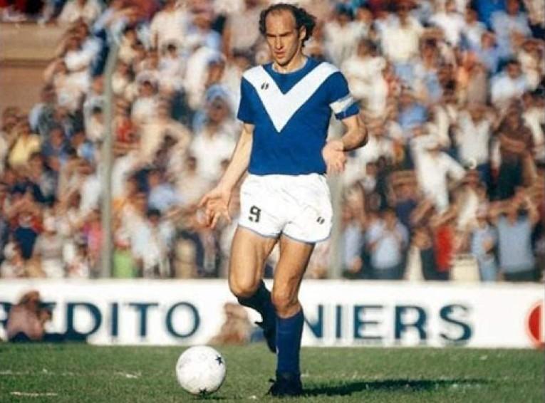 Carlos Bianchi en 1969 avec les couleurs de Vélez Sarsfield