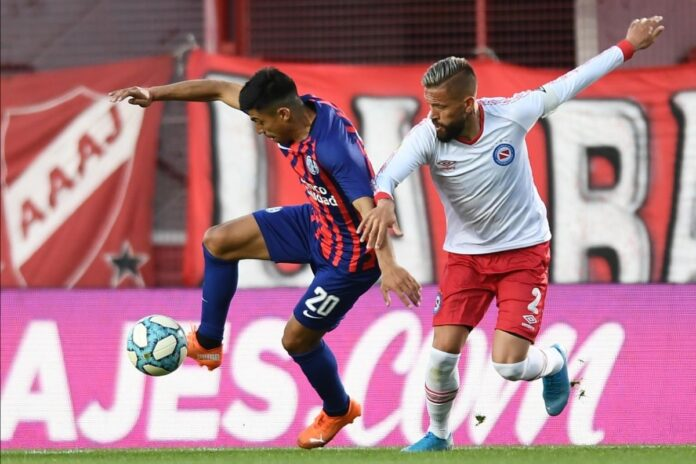 Copa Liga Profesional – J1 Fase Clasificación : buts et résumés