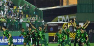 Chapecoense 2016 une équipe de légende