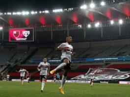 Quarts de finale aller de Copa do Brasil 2020