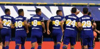 Journée 5 de la Copa Diego Maradona 2020