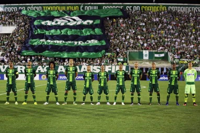 L'équipe de Chapecoense
