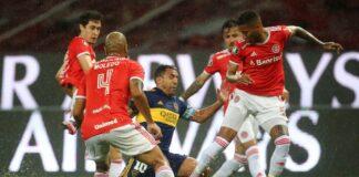 Copa Libertadores 2020 – 1/8e de finale : buts et résumés