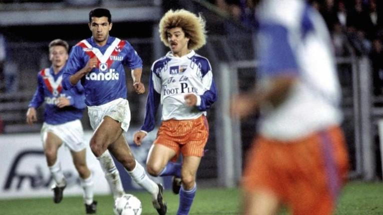 En 1988, Valderrama signe à Montpellier