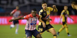 Quarts de finale de la Copa Sudamericana 2020