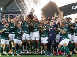 Palmeiras bat Santos et est champion de la Copa Libertadores 2020