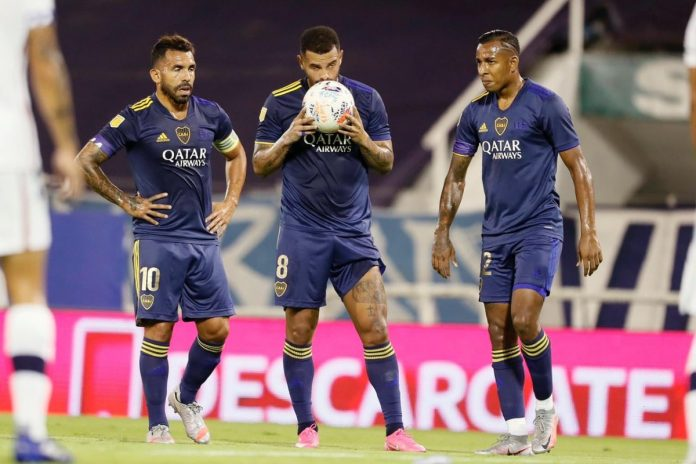 Journée 4 de la Copa de la Liga Profesional 2021