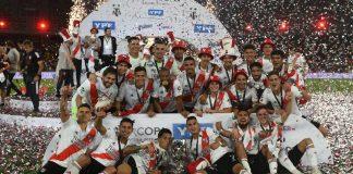 River s'impose 5-0 et remporte la Supercopa 2020
