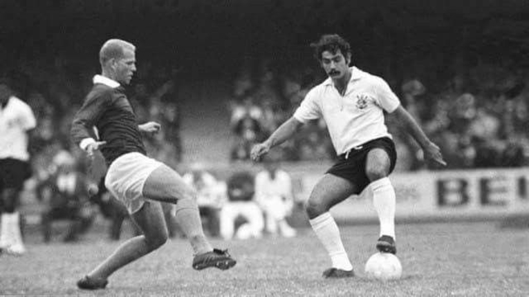 Ademir da Guia et Rivellino, deux génies qui ont marqué l'histoire du Derby.