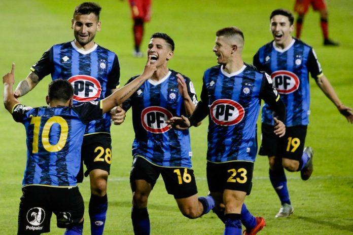 Journée 4 du championnat du Chili 2021