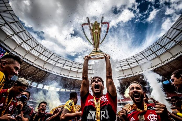 Flamengo remporte la Supercopa 2021