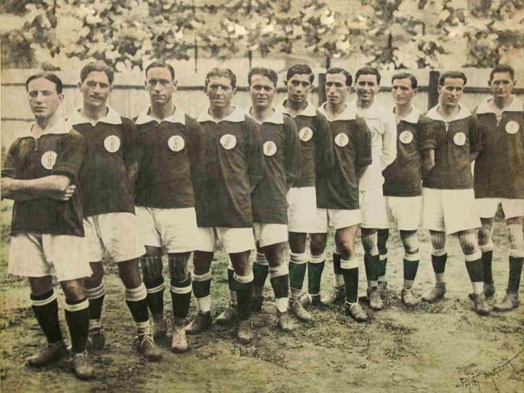 Palestra champion Paulista de 1920.