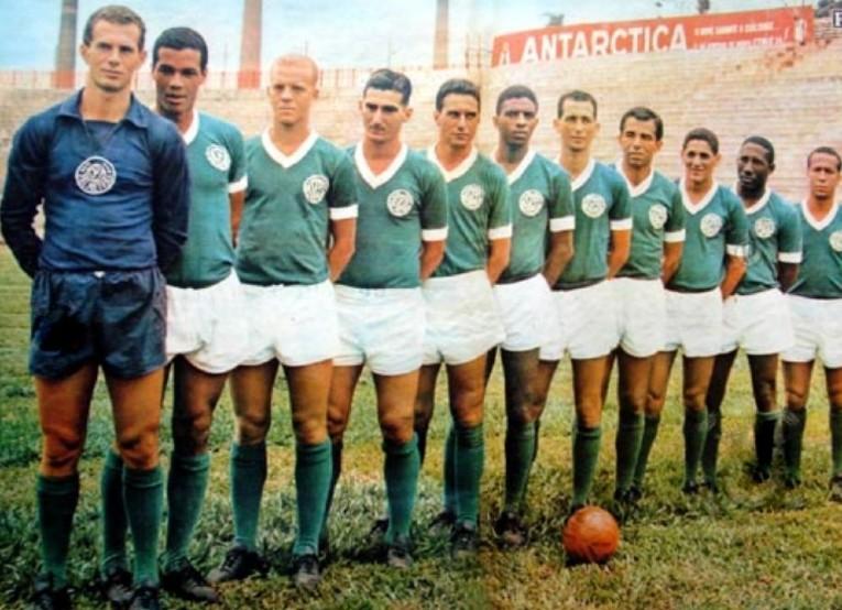 Le championnat Paulista de 1963 a été le premier titre d'une génération qui allait être connue comme la Academia de Futebol
