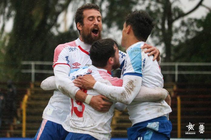 Journée 2 du Championnat d'Uruguay 2021