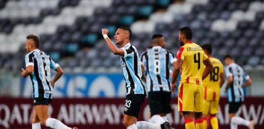 Journée 3 de la Copa Sudamericana 2021