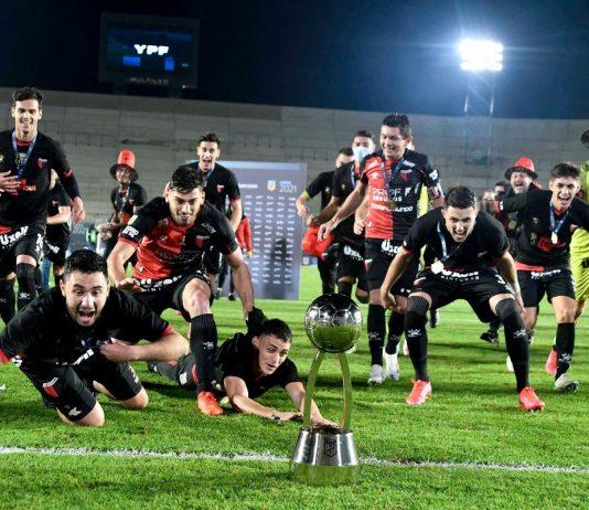 Colón est sacré champion de la Copa de la Liga 2021
