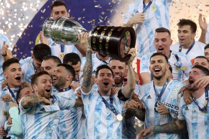 L'Argentine est championne de la Copa América 2021