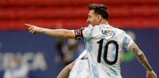 Résumé des demi-finales de la Copa América 2021