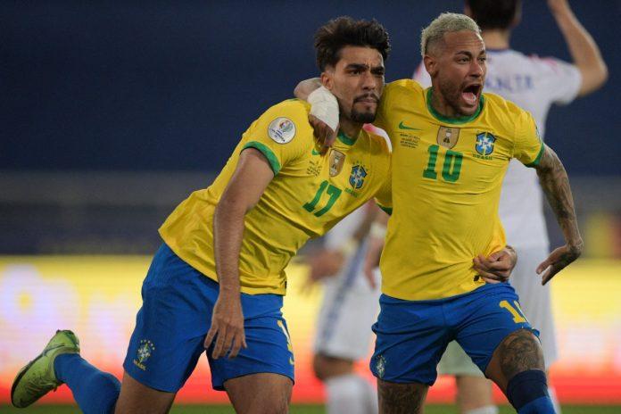 Résumé des quarts de finale de la Copa América 2021
