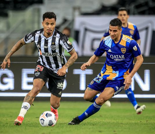 Résumé des huitièmes de finale de Copa Libertadores 2021