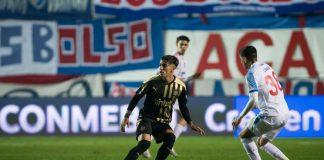 Les résumés des huitièmes de finale aller de Copa Sudamericana 2021