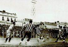 Le premier superclasico officiel entre Boca et River Plate