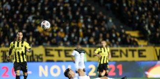 Demi-finales aller de la Copa Sudamericana 2021