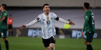 Journée 10 des Éliminatoires de la Coupe du monde de football 2022 : zone Amérique du Sud
