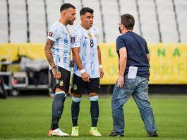 Journée 6 des Éliminatoires de la Coupe du monde de football 2022 : zone Amérique du Sud